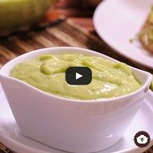 Salsa de aguacate